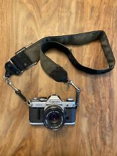 Vintage Canon AE-1 Camera 35mm with strap Made In Japan