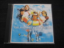 CD The Mamas and the Papas  CLASSIC  Made in Japan  Missprint  Fehldruck Best of