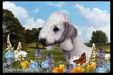 Summer Floor Mat - Bedlington Terrier 39131