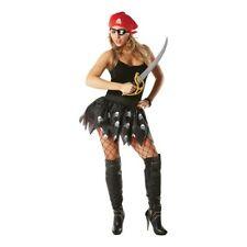 Set Costume Carnevale Donna Pirata Tutù *02022