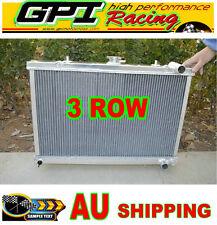 3COR radiator FIT Nissan Skyline GTR/GTS-4/GTS-T R32 BNR32/HCR32/ECR32 RB26/RB20