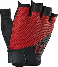 Fox Racing Reflex Short Gel Glove Red