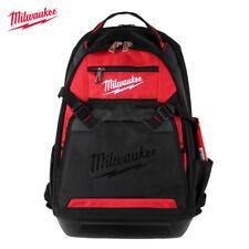 Milwaukee Electricians Craftsmen Tool Bag Backpack Rucksack Storage Organizer