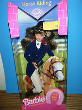 1997 Horse Riding Barbie - Mnrfb