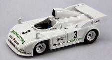 Porsche 908/4 #3 Nurburgring 1981 Muller (Fatal Accident) Brunn 1:43 Model