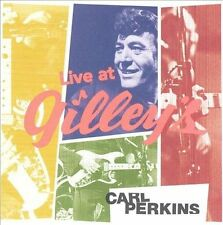 Live at Gilley's by Carl Perkins (Rockabilly) (CD, May-1999, Atlantic (Label))