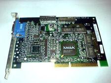 Matrox G100 AGP 8 MB Grafik Karte G 100 Productiva *