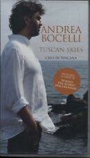 Andrea Bocelli. Tuscan Skies (2001) VHS