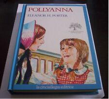 POLLYANNA Porter 1987 La Cinciallegra editrice libro