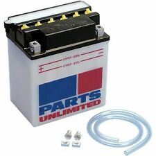 Parts Unlimited - LEMM26B43 - 6V Conventional Battery, Y6N4B-2A-3