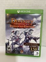 Divinity: Original Sin -- Enhanced Edition (Microsoft Xbox One, 2015) Complete