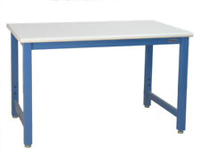 """BenchPro K Series Formica 30""""D x 60""""W Production Table Industrial Workbenches"""