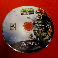 Plants vs. Zombies: Garden Warfare (PlayStation 3, 2014) Disc Only # 5244