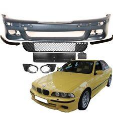 BMW E39 Stoßstange grundiert SPORT ohne SRA/PDC + ZUBEHÖR für M5 M-Paket + *ABE*