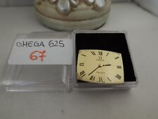 67 - Movimento Omega 625 con dial  working sold for parts or repair