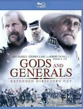 GODS AND GENERALS NEW BLU-RAY
