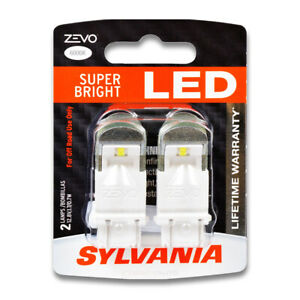 Sylvania ZEVO Parking Light Bulb for BMW 528i 540i 1997-2000  Pack ii