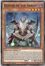 Keeper of the Shrine CORE-EN024 Common Yu-Gi-Oh Card 1st Edition Mint New