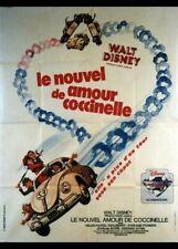 affiche du film NOUVEL AMOUR DE COCCINELLE (LE) 120x160 cm