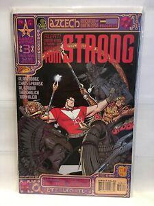 Tom Strong #3 VF+ 1st Print America's Best Comics