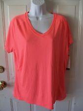 Champion Sunset Semi Fitted Short Sleeve Shirt Size XL Women's NEW