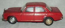 MERCEDES MADE IN TAIYO1960 OLD VINTAGE RARE BATTERY OPERATED TIN TOY CAR JAPAN