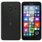 NUEVO Nokia Lumia 640 Negro 4g LTE Windows 8 Dual SIM Teléfono Libre 8gb