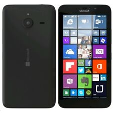 BRAND NEW NOKIA LUMIA 640 BLACK WINDOWS 8 DUAL SIM PHONE *UNLOCKED* 8Gb