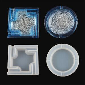 Silikon Aschenbecher Halter Herstellung Form Harz Epoxid Form Handwerk Werkzeug