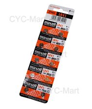 New Maxell LR41 0%Hg Batteries 40 pcs AG3 192 L736 Brand New FREE POST worldwide