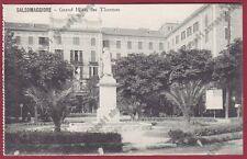 PARMA SALSOMAGGIORE TERME 224 GRAND HOTEL DES THERMES - ALBERGO Cartolina