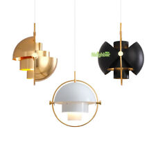 Modern multi lite Hanging Pendant Lamp adjustable Ceiling Light Chandelier