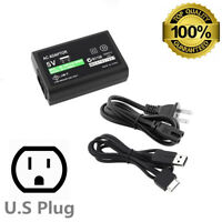 Sony PlayStation PS Vita Home Travel Charger Power Supply and Data Sync Cable