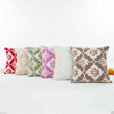 45x45cm Cotton Linen Sofa Waist Throw Pillow Case Cushion Cover Home Decor