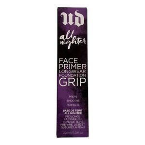Urban Decay, Face Primer Long Wear Foundation Grip New in Box Authentic