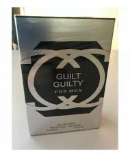 Men's GUILT GUILTY Eau De Toilette Cologne Perfume Fragrance Designer Impression