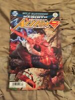 Action Comics #974 Rebirth $3.99 Newsstand Variant Hard To Find [DC, 2017]