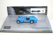 Delahaye Type 145 V-12 Grand Prix (bleu)1937