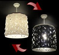 1 Black + 1 White Star Lampshade + 1 EREKI MagneticSet for quick Changing Design