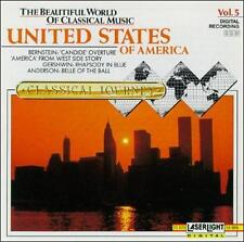 Classical Journey, Vol. 5: Usa (The Beautiful World Of Classical Music) by Var..