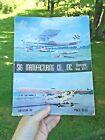 Vintage SIG Manufacturing Company Montezuma Iowa Model Airplane Catalog #35