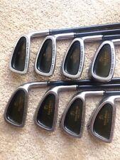 "Gary Player GPX-Ti 162 Oversize Titanium Face Irons 3-PW Graphite Shafts (-1/4"")"