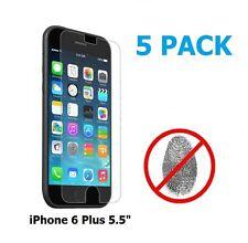 "5 x New Anti-Glare Antiglare LCD Screen Protector Cover for iPhone 6 Plus 5.5"""