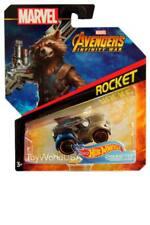 2018 Hot Wheels Marvel Avengers Infinity War Rocket