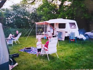 Caravan awning/sun canopy in excellent hardly used condition