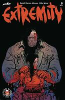 EXTREMITY #5 CVR A 2017 Image Comics NM