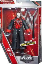 WWE Elite STING Wrestling figure series 39 moc WWF TNA New/boxed Mattel