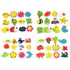 12 x Magnet Tiere Kühlschrankmagnet Kindergeburtstag Mitgebsel Set
