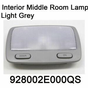 Oem Interior Middle Room Lamp Light Grey 928002E000QS For Hyundai Tucson 05-10