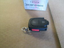 GENUINE AUDI A3 A4 A6 RS4 KEY REMOTE 315 MHZ NON UK 4D0837231D01C 4D0837231T01C